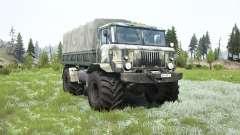 GAZ-66 Chaman pour MudRunner