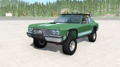 Gavril Barstow off-road v1.2 pour BeamNG Drive