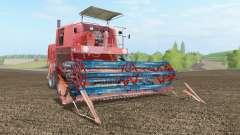 Bizon Super Z056 PGR für Farming Simulator 2017