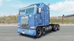 Kenworth K100 carolina blue für Euro Truck Simulator 2