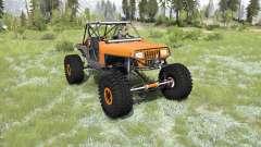 Jeep Wrangler 40OZ Juggy pour MudRunner