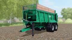 Tebbe HⱾ 180 für Farming Simulator 2017