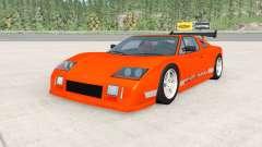 Civetta Bolide Evolution v0.69420 pour BeamNG Drive