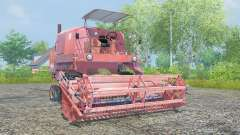 Bizon Supeᶉ Z056 für Farming Simulator 2013