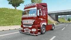 Mercedes-Benz Axor 1840 MegaSpace pour Euro Truck Simulator 2