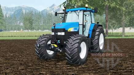 New Holland TM-series für Farming Simulator 2015