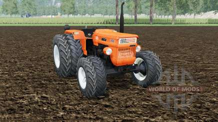 Fiat 450 twin wheels pour Farming Simulator 2015