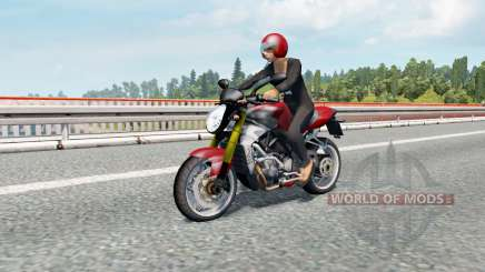 Motorcycle Traffic Pack v3.0.1 für Euro Truck Simulator 2