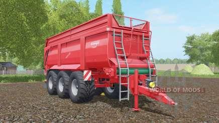 Krampe Bandiƭ 800 pour Farming Simulator 2017
