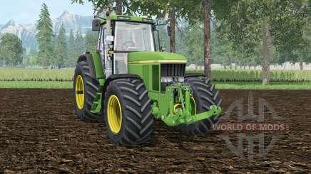 John Deere 7710&7810 wheel shader für Farming Simulator 2015