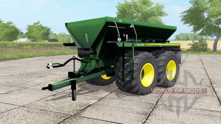 John Deere DN345 spanish green pour Farming Simulator 2017