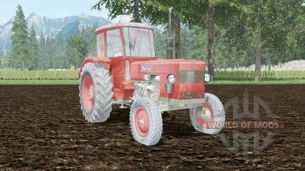 Zetoᶉ 5511 für Farming Simulator 2015