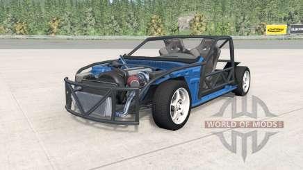 Ibishu 200BX Deathkart v1.1 pour BeamNG Drive