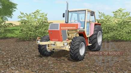 Zetor Crystal 12045 carmine pink pour Farming Simulator 2017