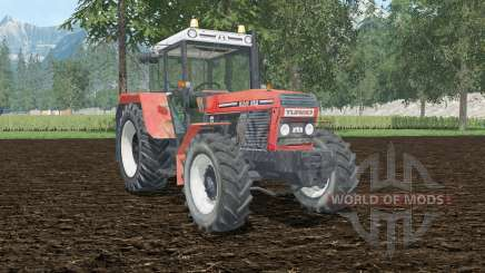 ZTS 16245 sunset orange pour Farming Simulator 2015