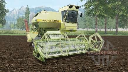 SK-5 Niva ninasimone-couleur verte pour Farming Simulator 2015