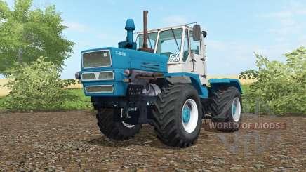 T-150K bondi bleu pour Farming Simulator 2017