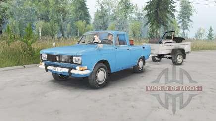 Muskovit-2315 Farbe blau für Spin Tires