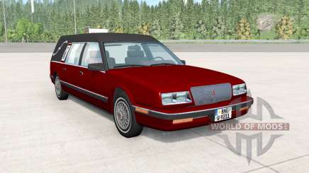 Bruckell LeGran hearse v1.2.1 pour BeamNG Drive