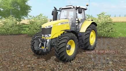 Massey Ferguson 5600 7700 8700 series für Farming Simulator 2017