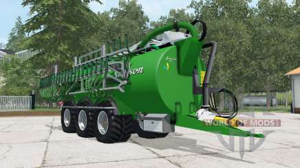 Samson PGII 25 north texas green für Farming Simulator 2015