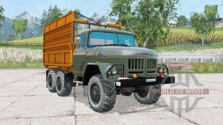 ZIL-131 camion pour Farming Simulator 2015