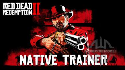 Native Trainer pour RDR 2