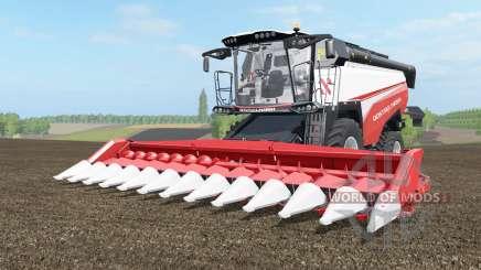 RSM 161 couleur rouge vif pour Farming Simulator 2017