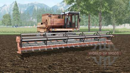 N'-1500A ninasimone-couleur orange pour Farming Simulator 2015