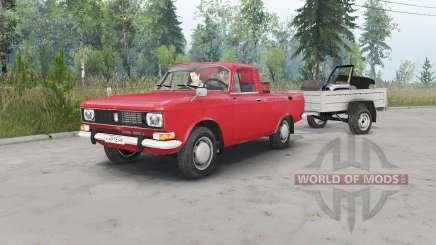 Muskovit-2315 Farbe rot für Spin Tires