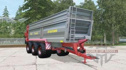 Strautmann PS 3401 cadet grey für Farming Simulator 2015