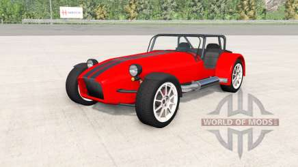 Caterham Seven v1.1 pour BeamNG Drive