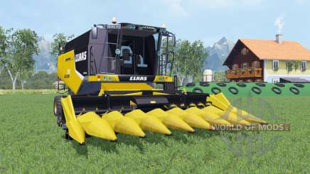 Claas Lexique 770 Américain Versioɳ pour Farming Simulator 2015