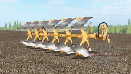 Moro Aratri EXA 20A Raptor für Farming Simulator 2017