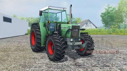 Fendt Favorit 614 LSA Turbomatik für Farming Simulator 2013