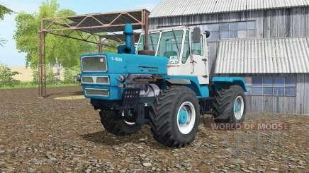 T-150K couleur bleu pour Farming Simulator 2017