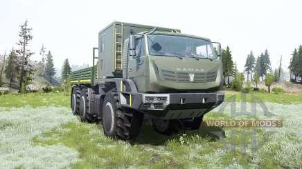KamAZ-6345 De L'Arctique pour MudRunner