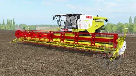 Claas Lexique 780 TᶒrraTraꞔ pour Farming Simulator 2017
