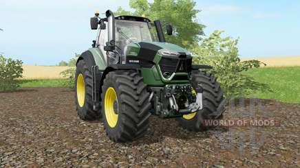 Deutz-Fahr 9290-9340 TTV für Farming Simulator 2017