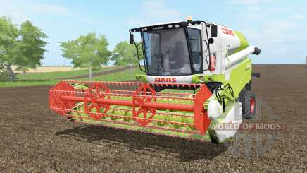 Claas Tucanꝍ 320 pour Farming Simulator 2017