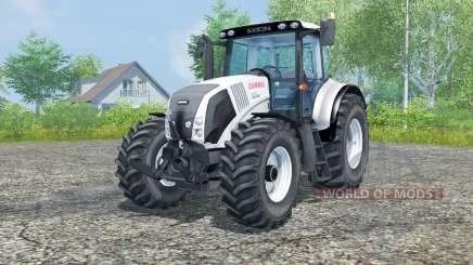 Claas Axion 820 aqua squeeze pour Farming Simulator 2013