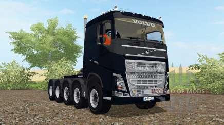 Volvo FH 10x10 sleeper cab 2012 pour Farming Simulator 2017