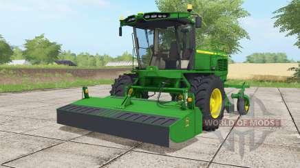 John Deere W260 pantone green pour Farming Simulator 2017