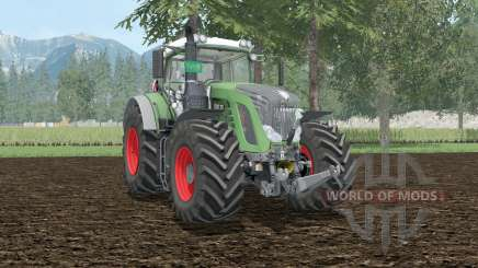 Fendt 939 Vario wheel shader pour Farming Simulator 2015