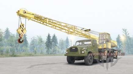 Tatra T148 6x6 v1.2 für Spin Tires