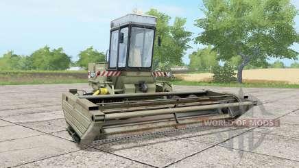 Fortschritt E 302 locust pour Farming Simulator 2017