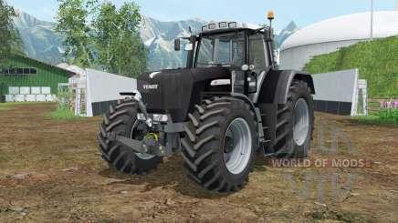 Fendt 930 Vario TMS raisin black für Farming Simulator 2015