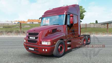 Iveco Strator golden gate bridge pour Euro Truck Simulator 2