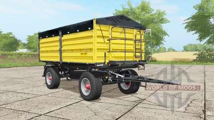 Wieltoꞑ PRS-2-W14 pour Farming Simulator 2017