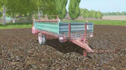 Warfaᶆa N227 für Farming Simulator 2017